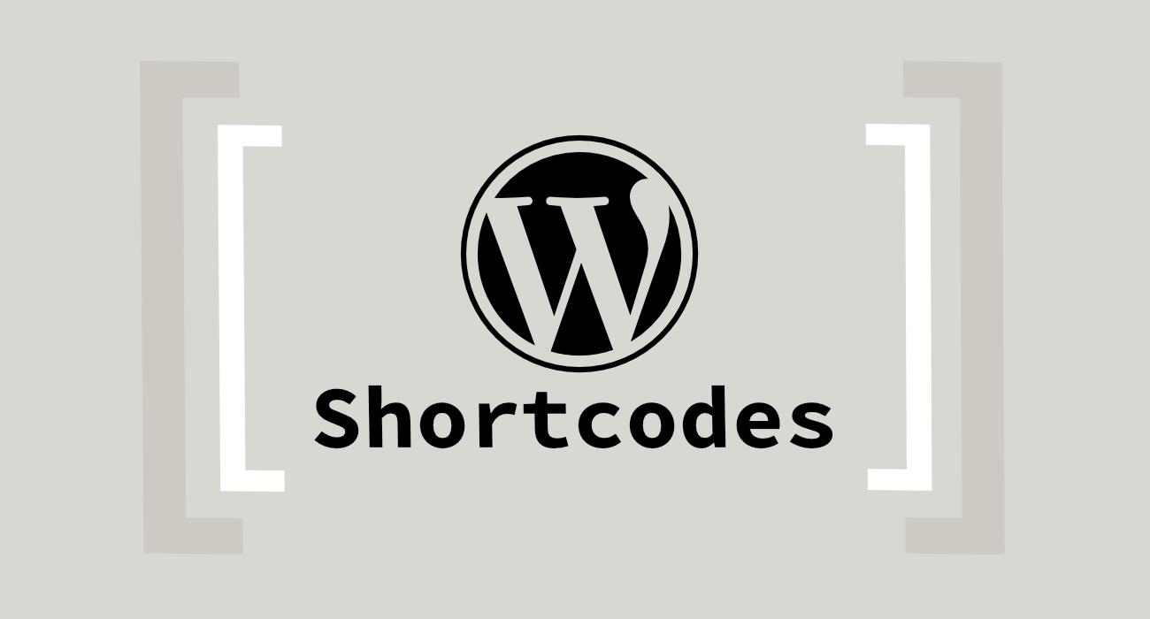 Wissenswertes zum Thema WordPress-Shortcodes